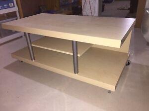 Ikea TV Bench Stand - Birch (TIMRA)