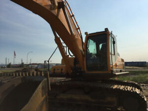 2012 Hyundai 320 LC9 Excavator with thumb for sale or trade