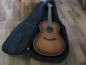 Guitare acoustique Norman B-18 étuie