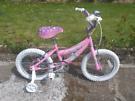 KIDS GIRLS CHILDREN MIAMI MISS 16 INCH WHEELS BIKE BICYCLE