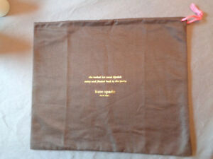 Small Kate Spade Brown Beach Bag