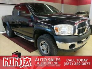2008 Dodge Ram 2500 TRX4  Diesel The Black Beast