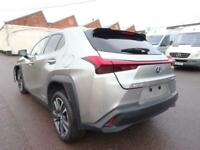 2019 69 REG LEXUS UX 250H 2.0 CVT HYBRID AUTO DAMAGED REPAIRABLE SALVAGE