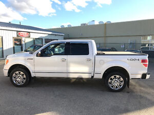 "FORD F150 SUPERCREW PLATINUM """"FULLY LOADED"""" financing avail."