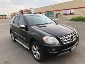 2009 Benz ML320 Bluetec