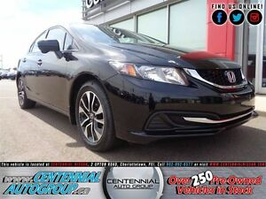 Honda Civic Sedan 4dr CVT EX 2014