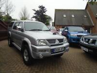 2006 Mitsubishi L200 2.5TD ( lth ) Crewcab Pick-Up Trojan
