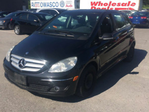 2007 mercedes benz b200 turbo