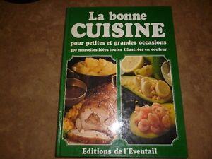 Livre de recettes:  La Bonne Cuisine (365)