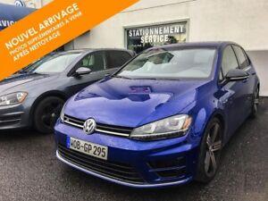 Volkswagen Golf R DSG+GPS+Caméra+Keyless 2016