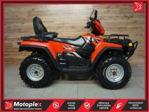 2008 Polaris Sportsman 500 High Output Touring 34$/SEMAINE