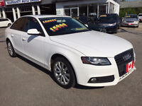 2011 Audi A4 QUATTRO PREMIUM SPORT SEDAN...MINT COND. City of Toronto Toronto (GTA) Preview