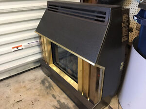 Valor Gas Fireplace - Direct vent through wall Stratford Kitchener Area image 2