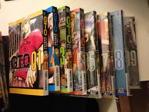 COLLECTION MANGAS et +