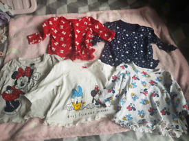 Baby girls clothes 3 to 6 months