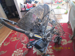 Graco Stroller and car seat London Ontario image 3