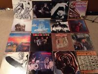 16 records for sale