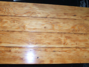 Coffee Table _Reclaimed Lumber_ $99. new.