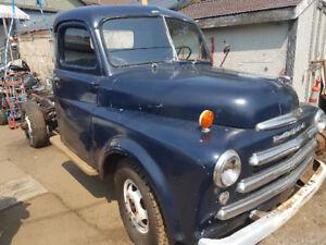 Dodge 1949 original body paint