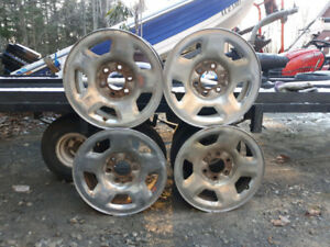 4 mags 17 po. pour Ford F-150