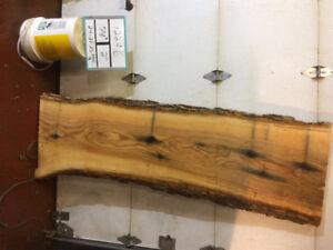 Live Edge Slabs - slab de bois à vendre