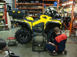 ATV Parts and Service at Tak
