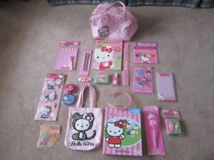 Hello Kitty Delux  Collection.