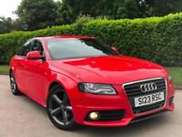 2008 Audi A4 2.0 TDI S Line***£3000 WORTH OF INVOICES + 12 MONTHS MOT***