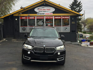 2014 BMW X5 xDrive50i ONE OWNER CERTIFIED LUXURY LINE