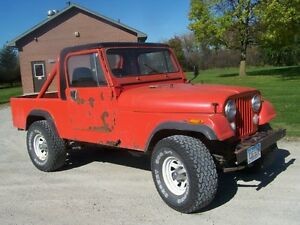 wanted i'm looking  for  old cheap  jeep scrambler