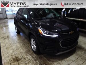 2018 Chevrolet Trax LT  AWD SUNROOF BOSE LOADED!