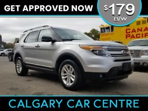 2011 Ford Explorer $179B/W LIMITED 4WD w/Leather, BlueTooth, Nav