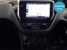 2016 PEUGEOT 2008 1.2 PureTech Active 5dr SUV 5 Seats