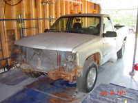 1995 GMC Sierra 2500 for parts 4WD