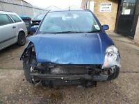 Ford Fiesta 1.4 2007.25MY Ghia BREAKING FOR SPARES