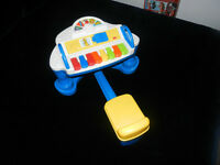 Fisher Price toy piano