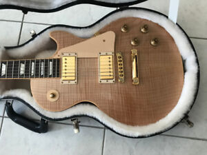 Gibson Les Paul Standard Blonde Beauty 2007 Limited Edition