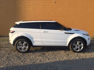 2013 Range Rover Evoque Coupe *LOWER PRICE*