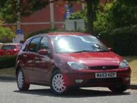 Ford Focus 1.6i 16v 2004 Ghia + 1 LADY OWNER +FSH +CAMBELT DONE!!