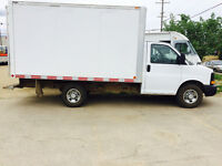 2006 Chevrolet Express Cube can Gasoline