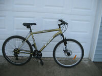 CCM SCOUT 21 speed front suspension mountain bike