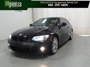 2011 BMW 3 Series   2Dr. AWD 335i Sunroof Nav Lthr Sts $249.81 B