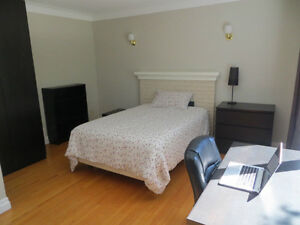 Fully furnished room for rent SandyHill Downtown Ottawa $550.00
