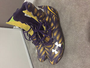 Under armour football boots / cleats