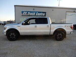 """2013 Ford F-150 FX4 Console Lthr Roof Nav 20""""s 4x4"""