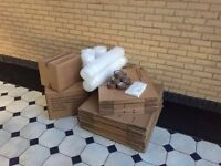Cardboard boxes for sale FREE DELIVERY