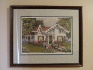 "Limited Edition Print ""Carole's Garden"""