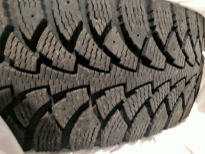 4 Winter Tires 185 / 60 R 15 NOKIAN NORDMAN