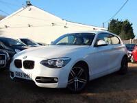 2013 63 BMW 1 Series 1.6 116i Sport Sports Hatch 3dr (start/stop) - RAC DEALER
