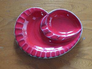 Vintage Mid Century Canadiana Ceramic Ashtray from CCC